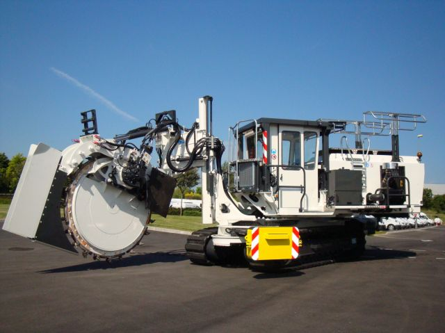 Trenching Machines Groupe Marais